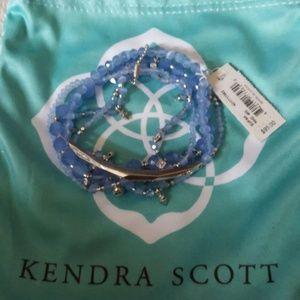 NWT Kendra Scott Supak bracelet set